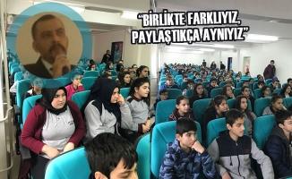 Bafra Galip Öztürk Ortaokulu Otizm Semineri Düzenlendi