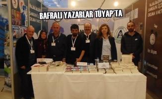 Bafralı Yazarlar TÜYAP'ta