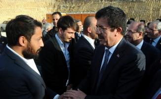 Ekonomi Bakanı Zeybekci, Osmaniye'de