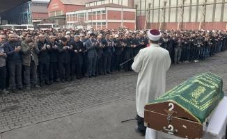 Karabük'te işçi servisinin kaza yapması