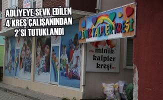 Samsun'da Kreşteki Çocuklara Şiddet İddiası