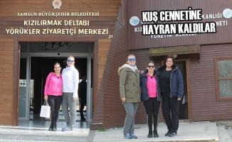 19 Mayıs Belediyesine Macaristan'dan Misafir