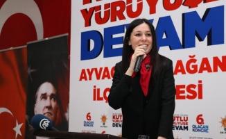 AK Parti Ayvacık 6. Olağan Kongresi