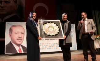 AK Parti Bayburt Kadın Kolları Olağan Kongresi