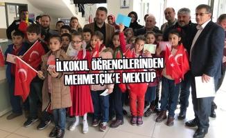 İlkokul Öğrencilerinden Mehmetçik'e Mektup