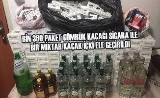 Samsun'da Kaçakçılık Operasyonu; 1 Gözaltı