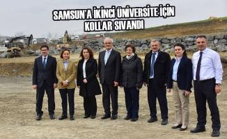 Samsun'a İkinci Üniversite İçin Kollar Sıvandı