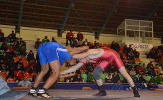 Türkiye Gençler Serbest Güreş Şampiyonası