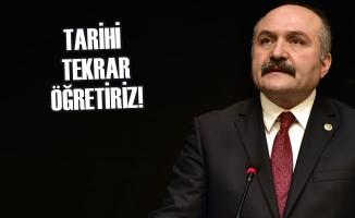 Usta'dan Yunanistan Cumhurbaşkanı Pavlopulos'a Sert Tepki!