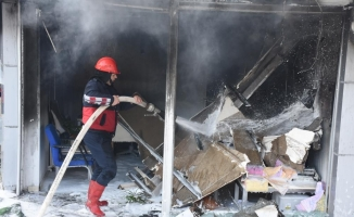 Zonguldak'ta iş yerinde patlama: 2 yaralı