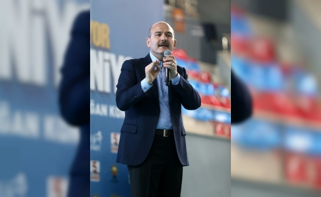 AK Parti Trabzon Gençlik Kolları Olağan Kongresi