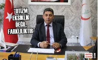 """Dr. Aytaç Akın; """"Otizm Eksiklik Değil, Farklılıktır"""""""