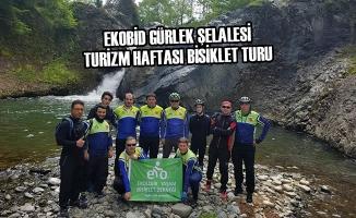 EKOBİD Gürlek Şelalesi Turizm Haftası Bisiklet Turu