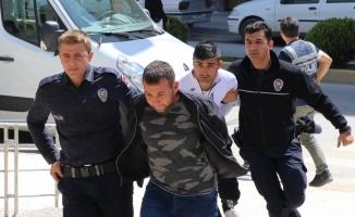 İnfaz koruma memuruna silahlı saldırıya 6 tutuklama