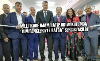 """""""Tüm Renkleriyle Bafra"""" Sergisi Açıldı"""
