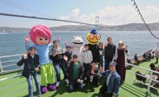 Türk Telekom Siirtli çocukları İstanbul'da ağırladı
