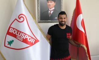 Andre Santos, Boluspor'a veda etti
