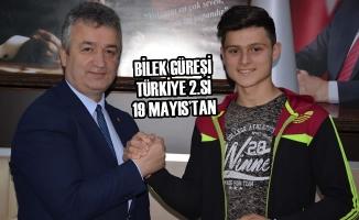 Bilek Güreşi Türkiye 2.Si 19 Mayıs'tan