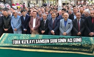 Türk Kızılayı Samsun Şubesinin Acı Günü