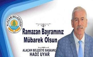 Başkan Uyar'dan Ramazan Bayramı Kutlama Mesajı