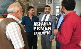 Saadet Partisi Adayı Öcal, 19 Mayıs'da Esnafları Ziyaret Etti