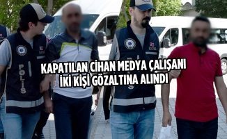 Samsun'da FETÖ/PDY Operasyonu; 2 Gözaltı