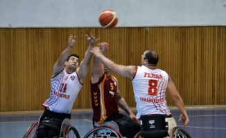 Tekerlekli Sandalye Basketbol Süper Lig play-off