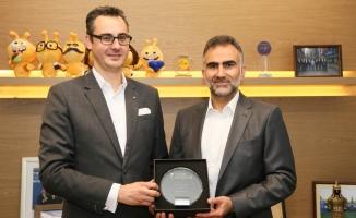 Turkcell ve Ericsson'a