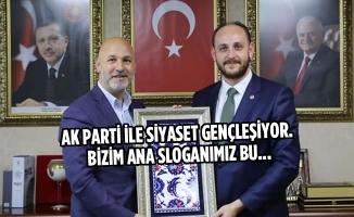 """Ahmet Büyükgümüş: """"28 Yaşında Liste Başı Adayıydım"""""""