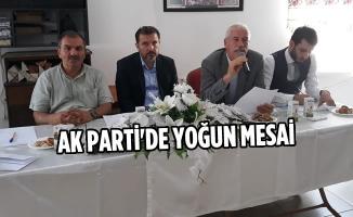 AK Parti'de Yoğun Mesai