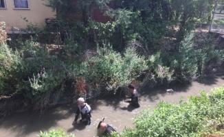 Amasya'da sulama kanalına düşen çocuk boğuldu