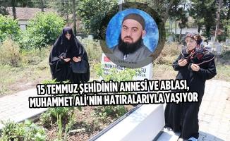 """Anne Ezine Aksu:""""Bize Huzur Ve Vatan Lazım"""""""