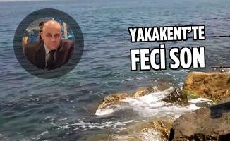 Denizde Kalp Krizi Geçirdi, Boğularak Hayatını Kaybetti