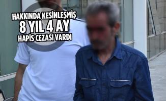 Samsun'da Cinayet Hükümlüsü Yakalandı
