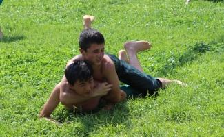 21. Geleneksel Anadolu'nun Kırkpınarı Tosya Yağlı Güreşleri