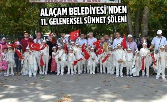 Alaçam Belediyesi 11. Geleneksel Sünnet Şöleni