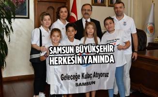 Başkan Şahin: 'Çocuklar Gülerse Şehir Güler'