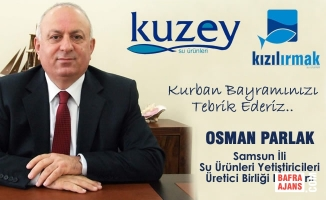 İşadamı Osman Parlak'dan, Kurban Bayram Mesajı