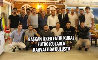 Başkan Fatih Kural Futbolcularla Kahvaltıda Buluştu