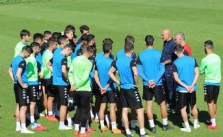Kardemir Karabükspor'da Elazığspor maçı hazırlıkları