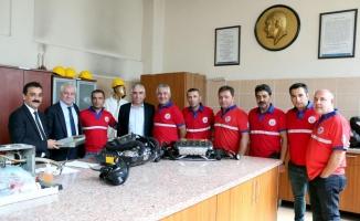 TTK kurtarma ekibi Rusya'da yarışmaya katılacak