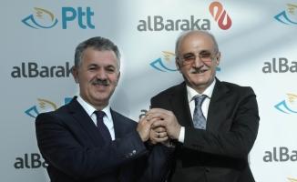 Albaraka Türk'ten PTT ile iş birliği
