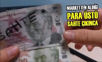 Bafra'da Sahte Para Alarmı