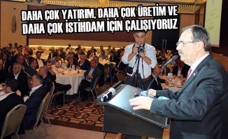 Başkan Şahin'den İş Adamlarına Samsun'a Yatırım Çağrısı