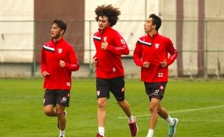 Boluspor, Balıkesirspor Baltok maçının hazırlıklarına başladı