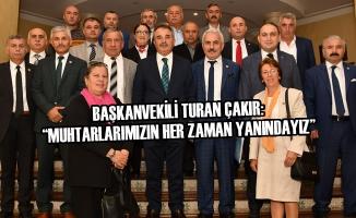 Samsun'da Muhtarlar Günü Etkinlikleri