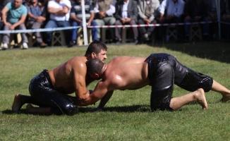 Seben Panayırı yağlı güreş müsabakalarıyla tamamlandı