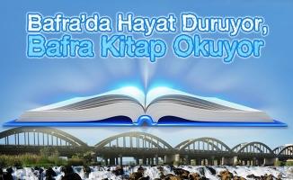Bafra'da Kitap Okuma Etkinliğine Davet
