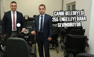Canik 255 Engelliyi Daha Sevindiriyor