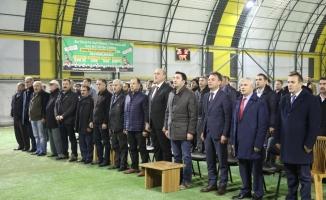 Gazi Muhammet Salih Akyüz adına futbol turnuvası